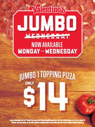 Jumbo Wednesday