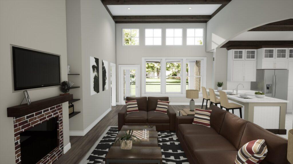 Strathglass Living Room