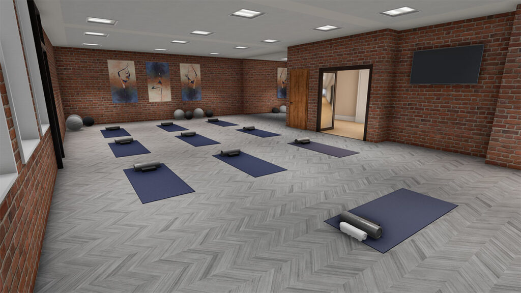 Clubhouse - Movement Room