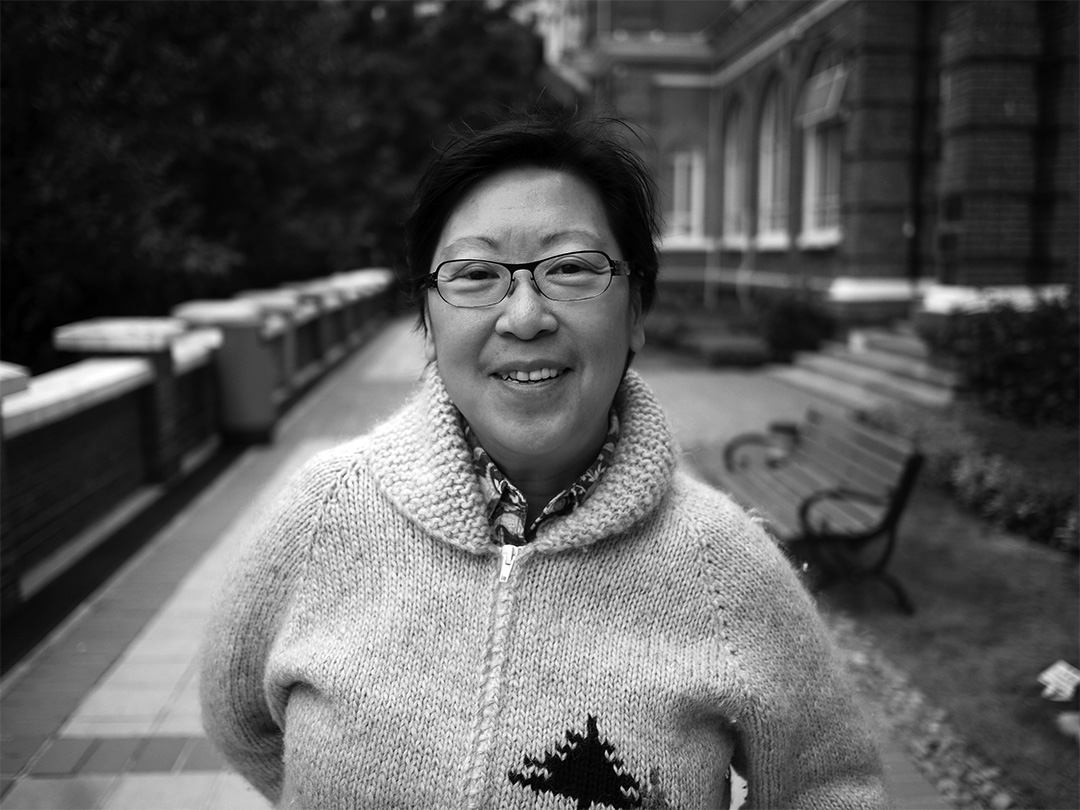 Creativity, mentorship and education are what drive Broadview's future resident, Nancy Tong