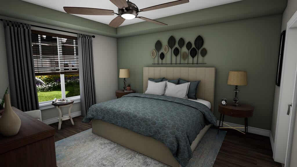 Katonah Master Bedroom