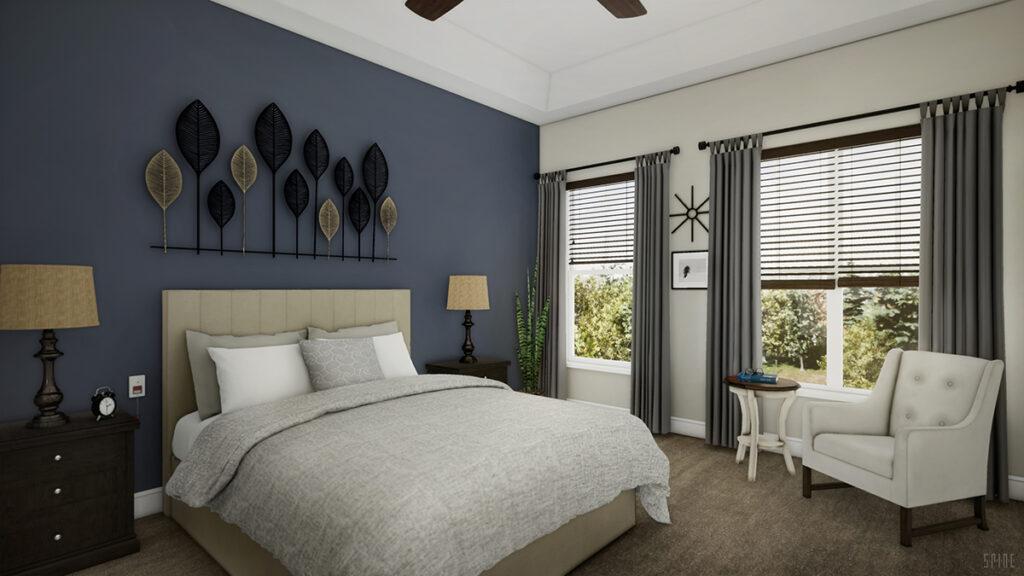 Lafayette Bedroom