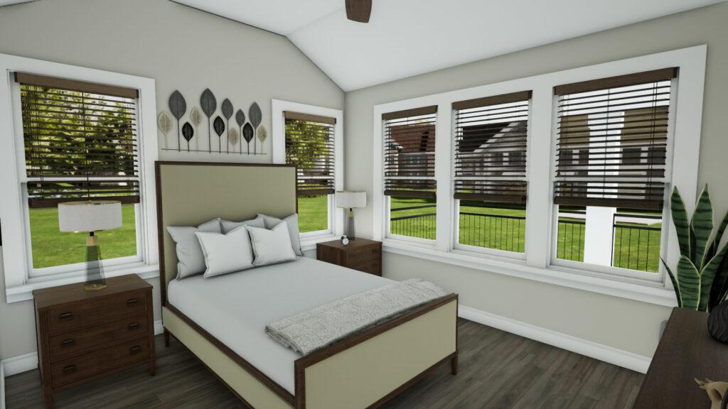 Mamaroneck Master Bedroom