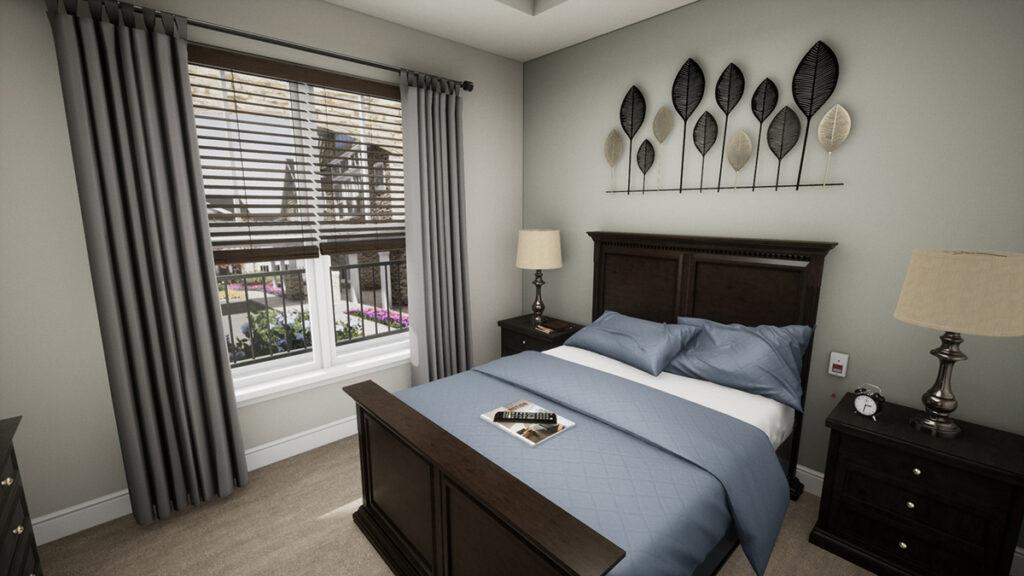 Greenacres Bedroom