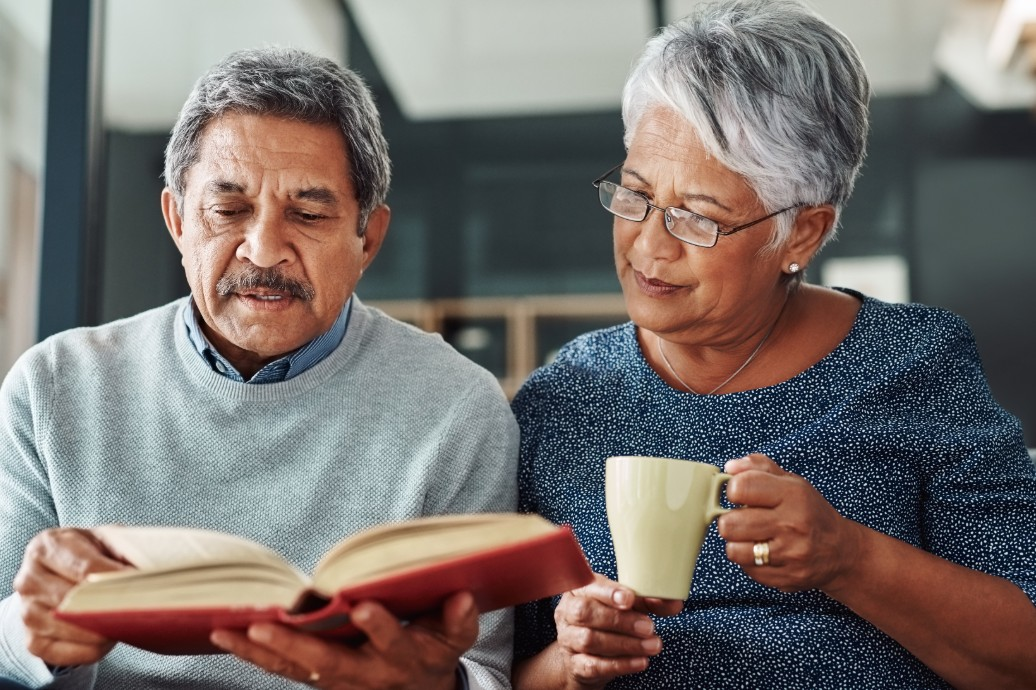Books for Seniors with Memory Loss