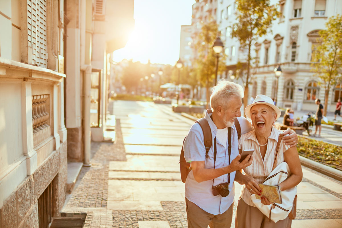 Helpful Tips for Seniors When Traveling