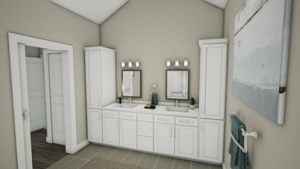 Mamaroneck Master Bath
