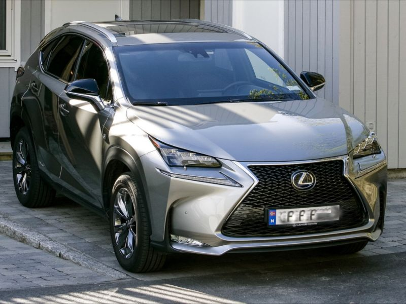 2016 lexus nx 300h f sport s sport utility vehicle bensin. Black Bedroom Furniture Sets. Home Design Ideas