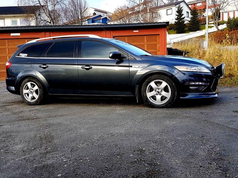 2008 Ford Mondeo 2,0 130hk TDCI Titanium X Stasjonsvogn 4