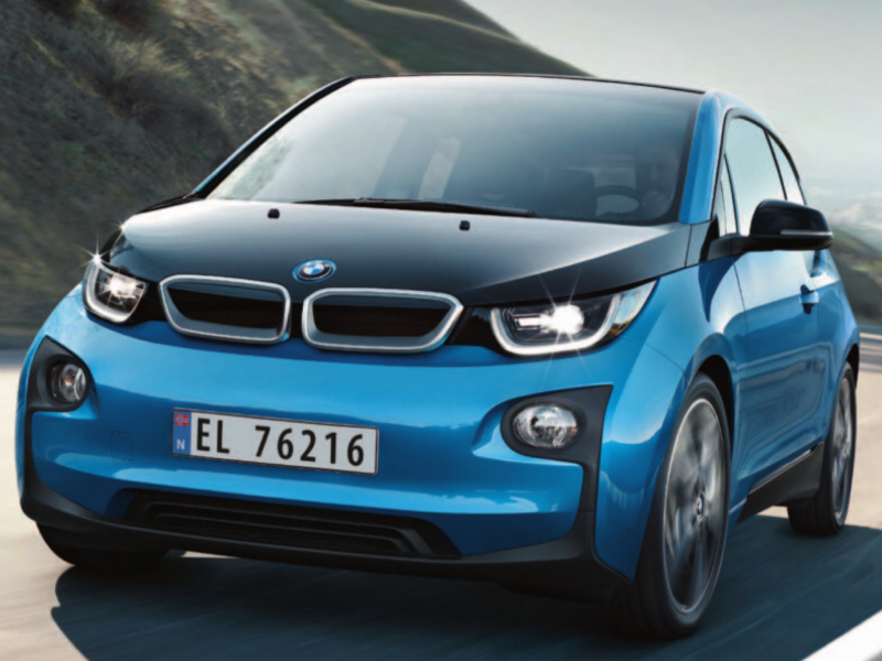 2017 BMW i3 | Broommarked