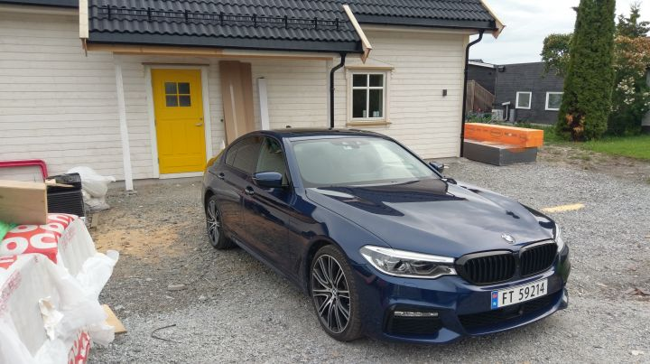 BMW Brooms bilguide