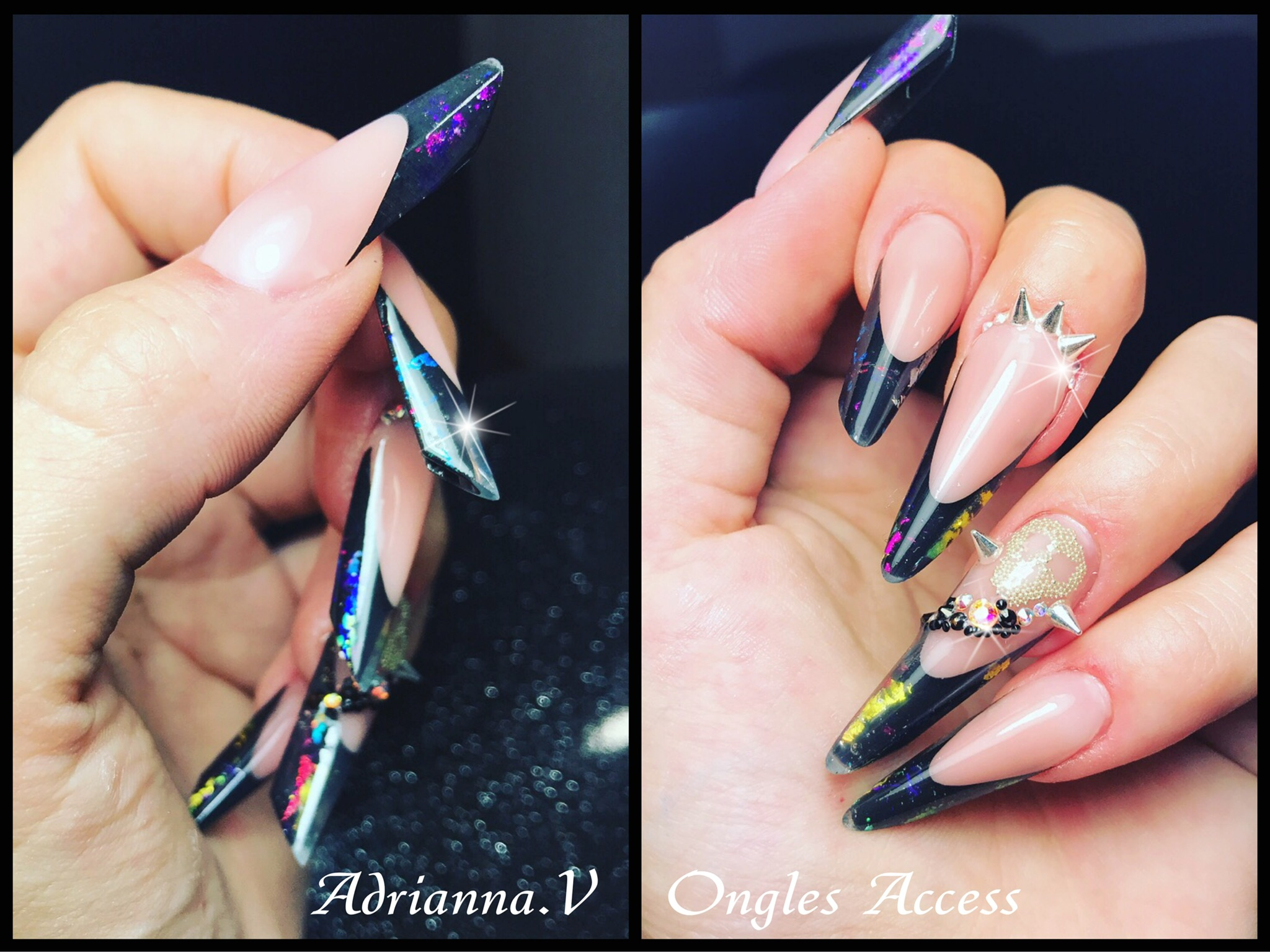 Adrianna.v nail artist