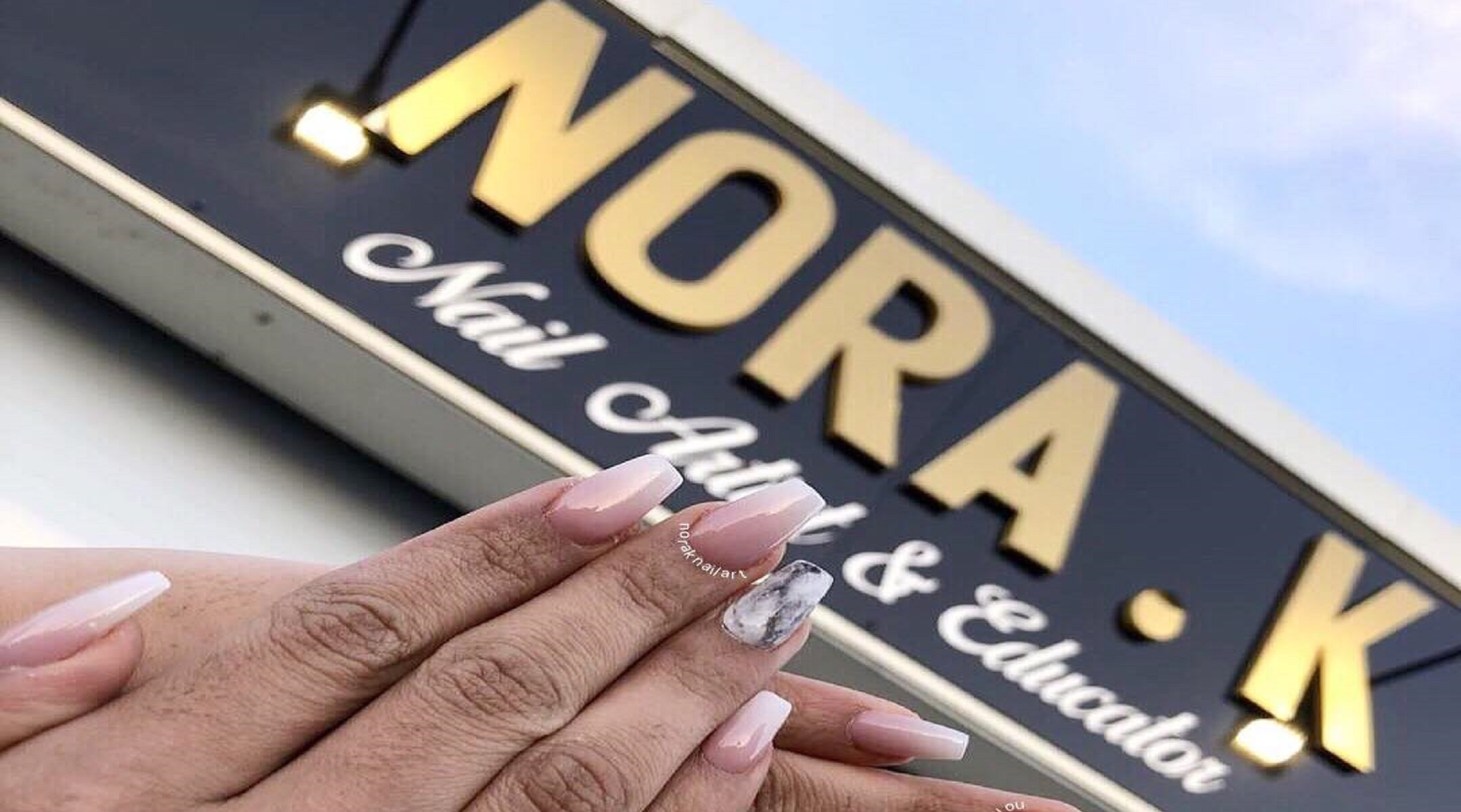 Nora.k nail artist & éducator