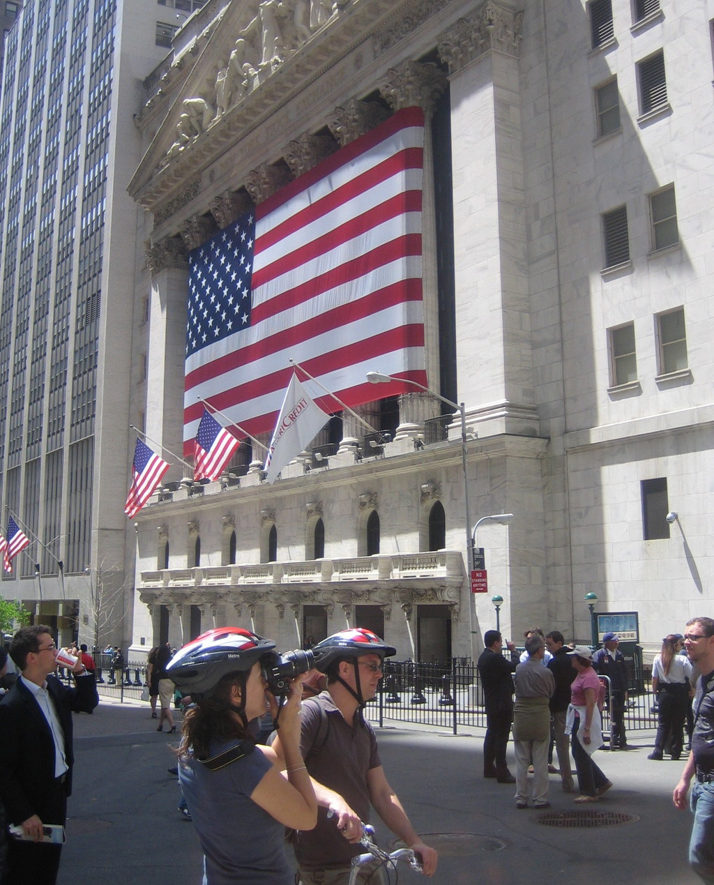 Imagine - The New York Stock Exchange