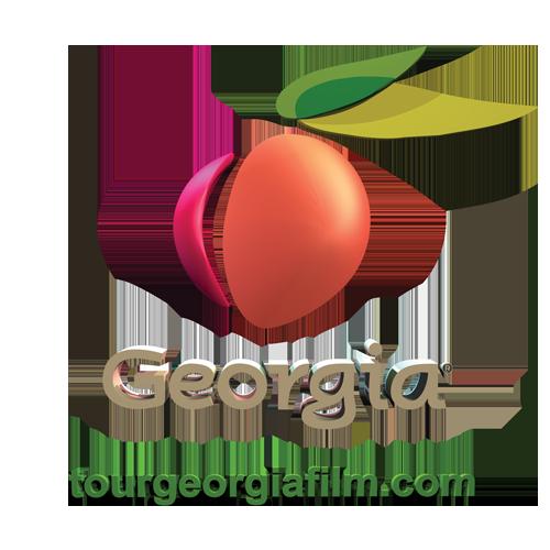 Georgia Peach Logo