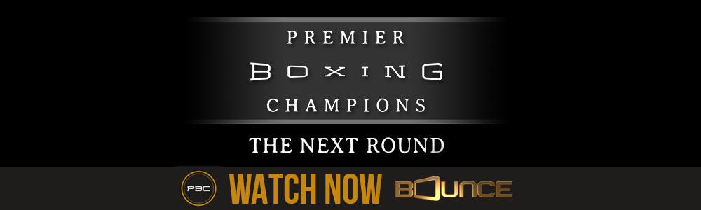 PBC Boxing : Watch Now Generic – Subheader