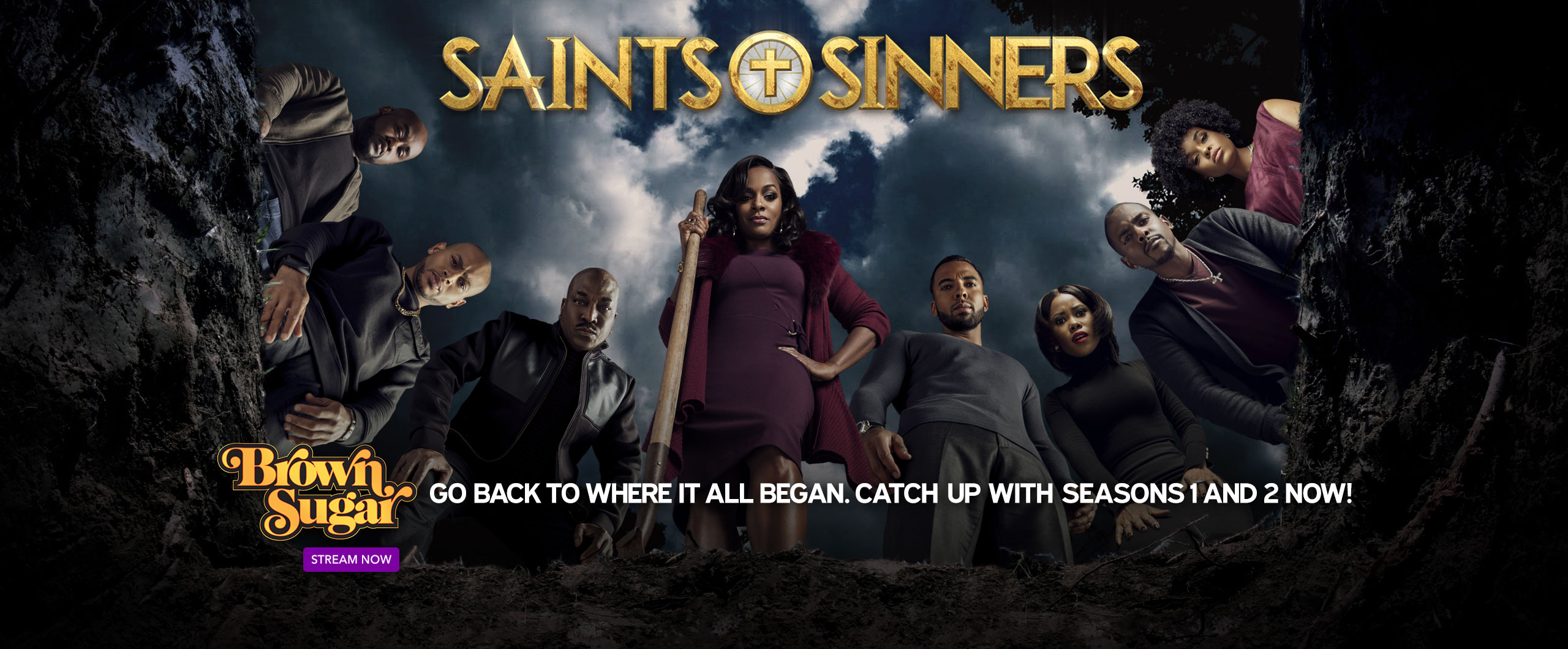 Brown Sugar: Saints & Sinners Stream