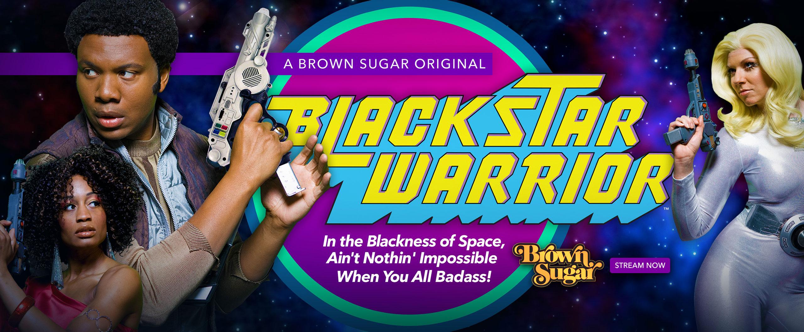Black Star Warrior