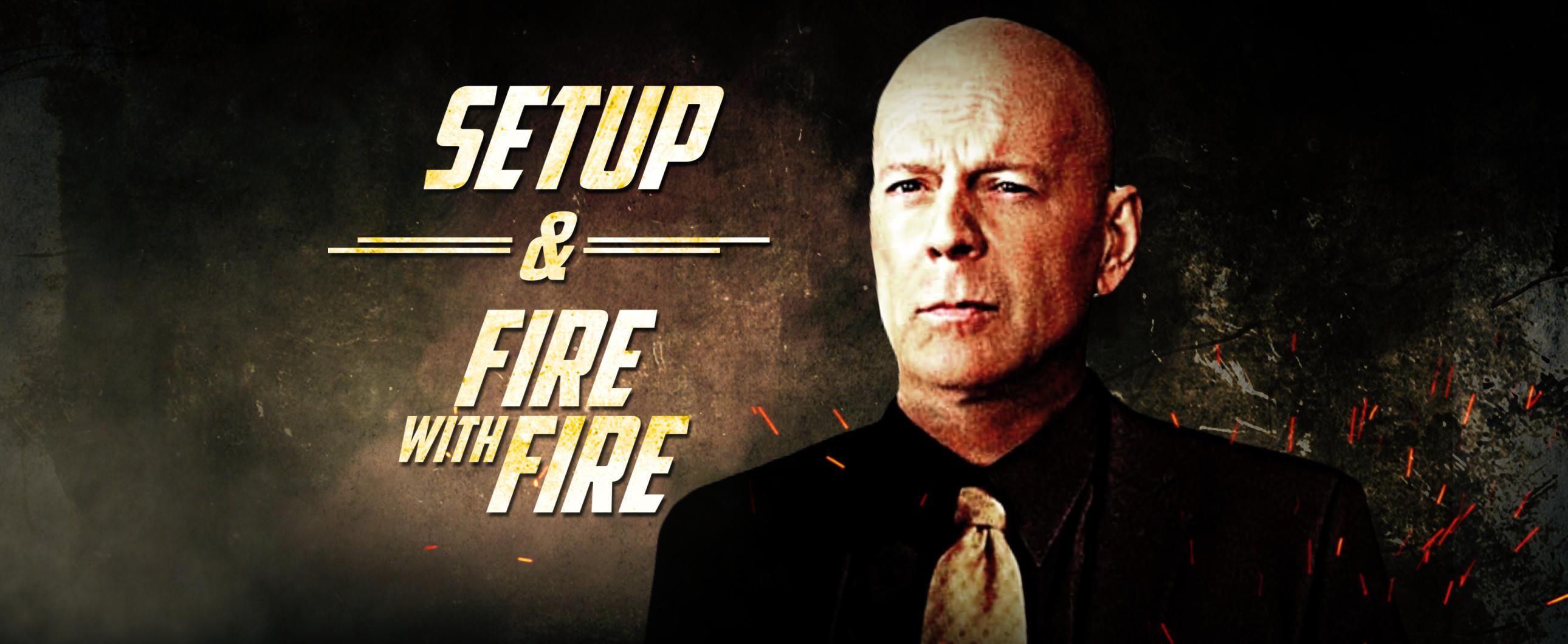 Bruce Willis - Stunt
