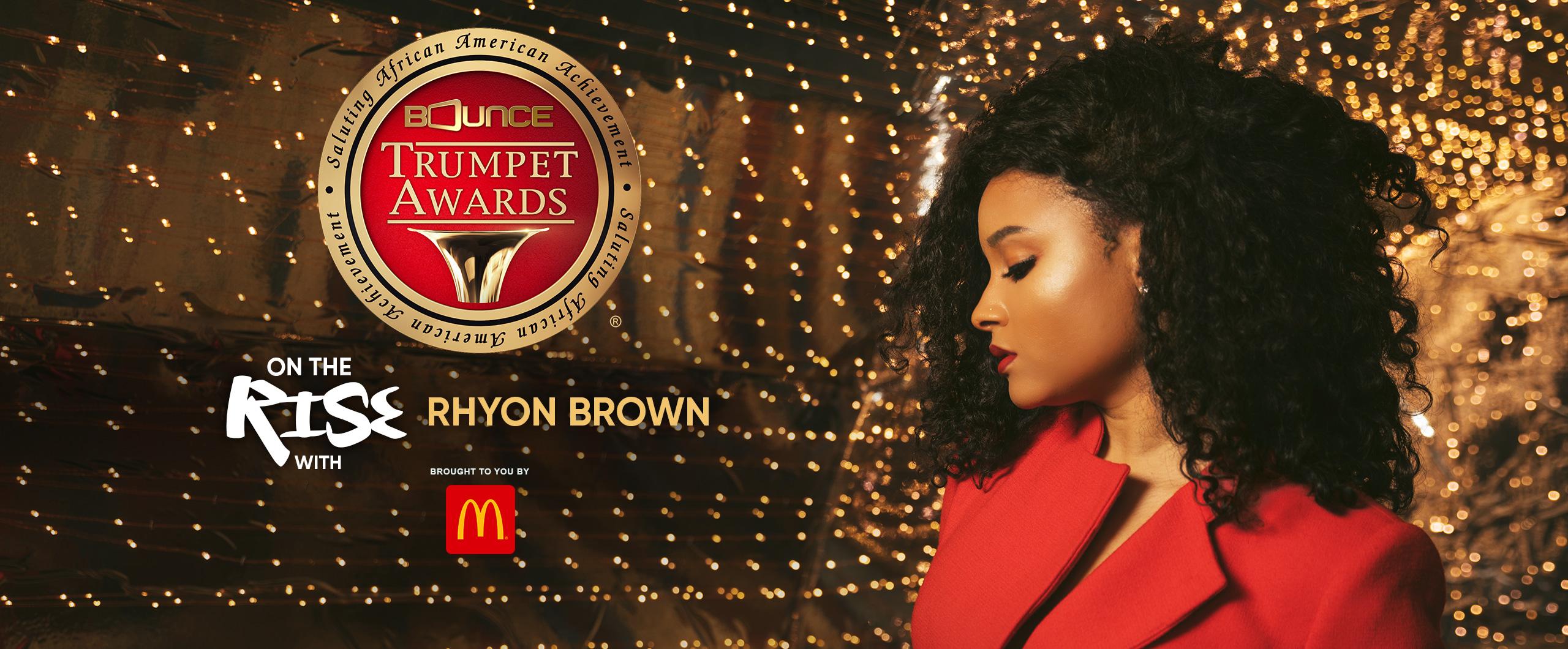 Rhyon Brown