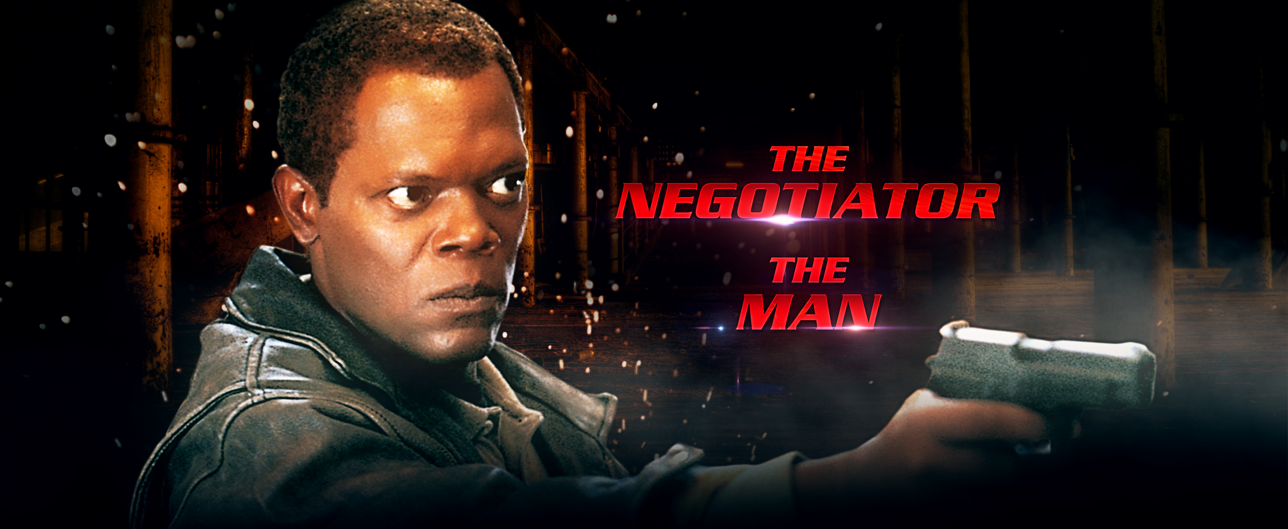 The Negotiator/The Man Stunt