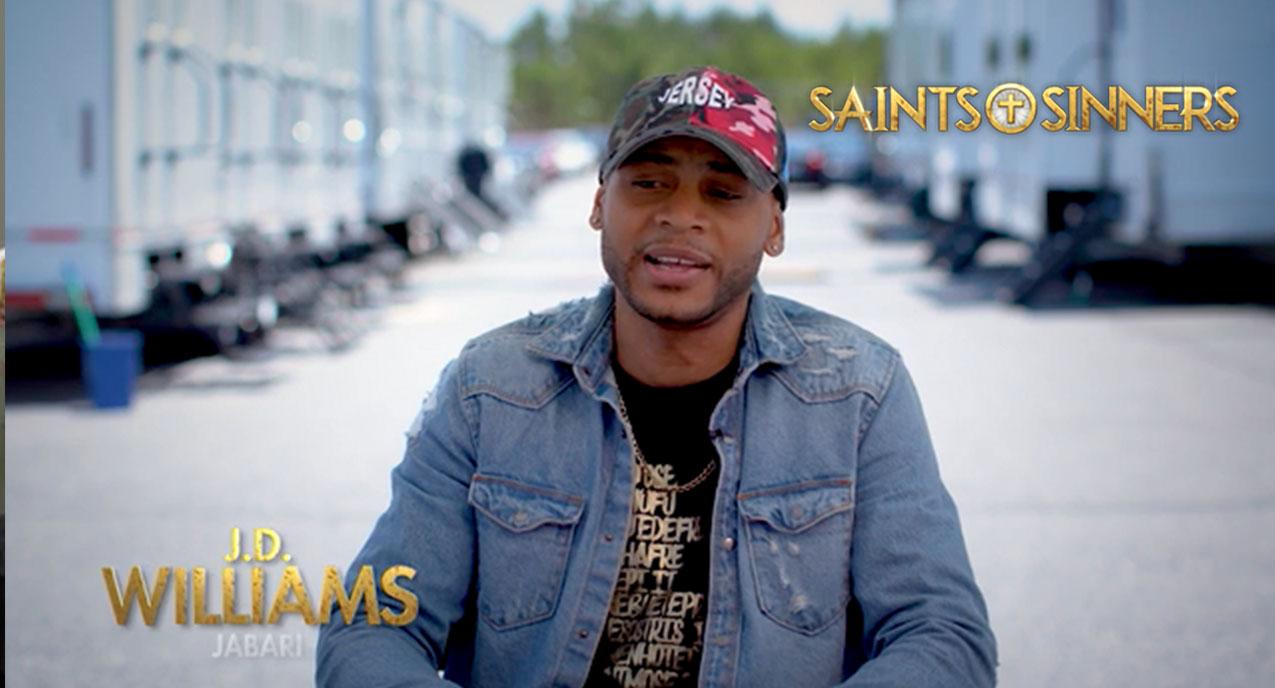 Bounce - Saints & Sinners