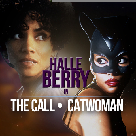 Halle Berry Stunt _ The Call Catwoman_ Thursday