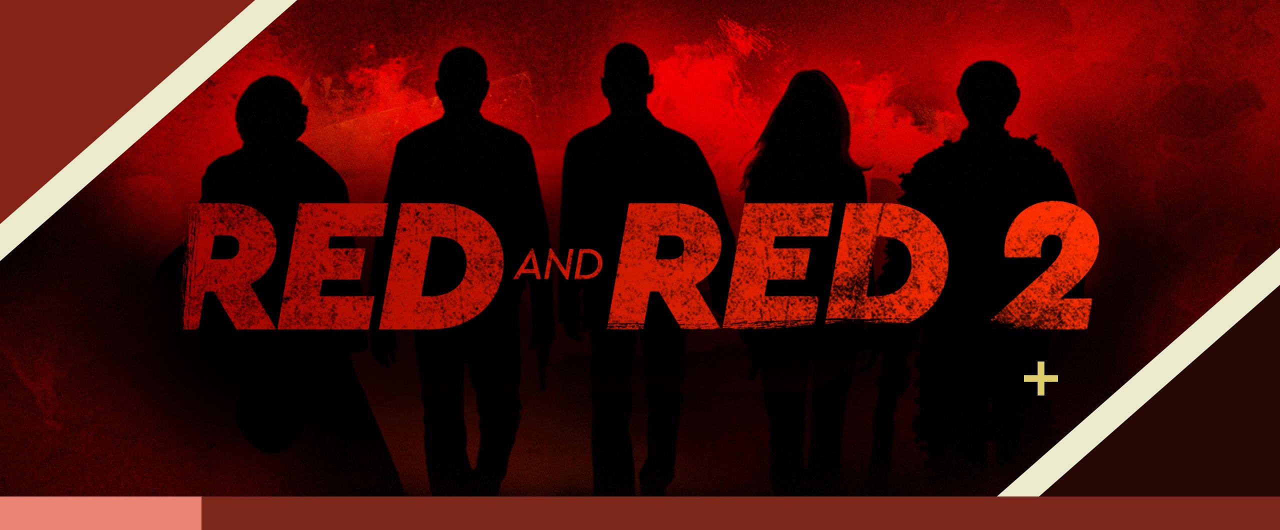 Red Stunt-Monday