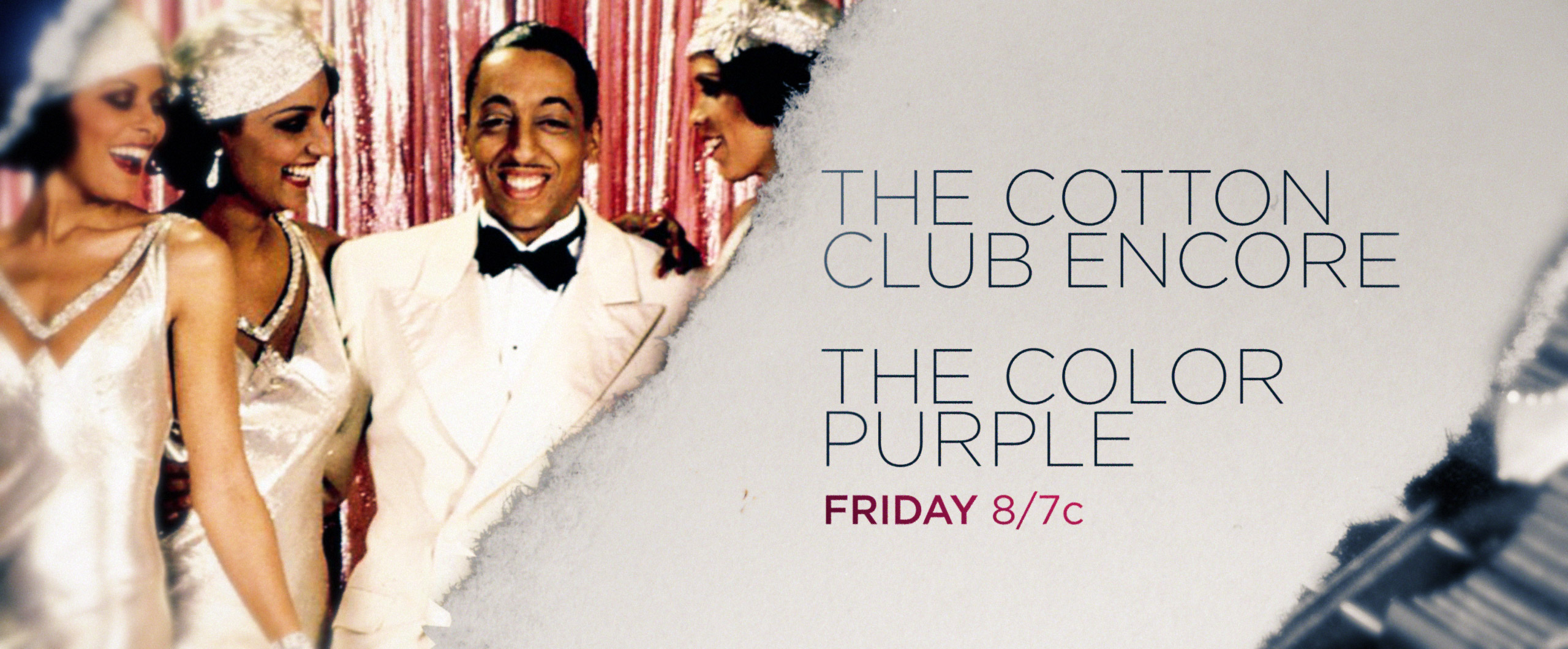The Cotton Club_Color Purple_Friday