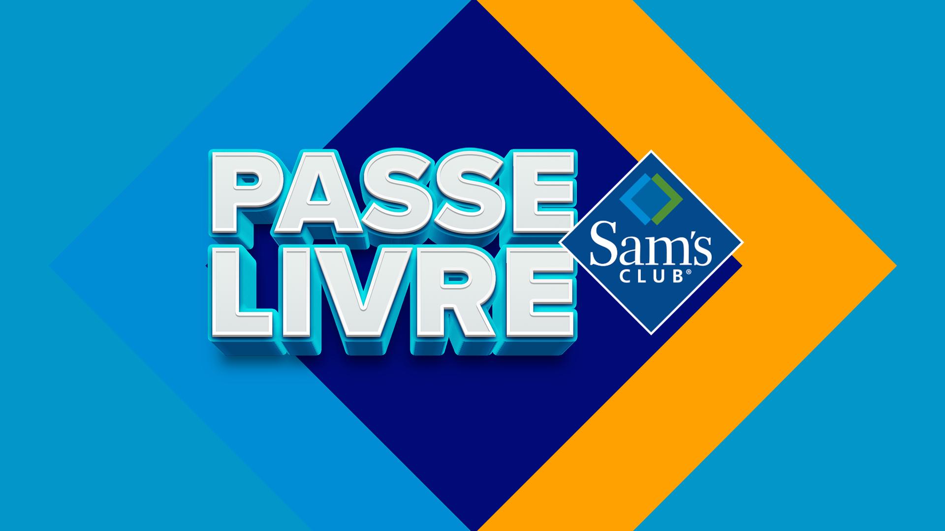 Passe Livre Sam's