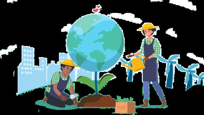 imagem de sustentabilidade
