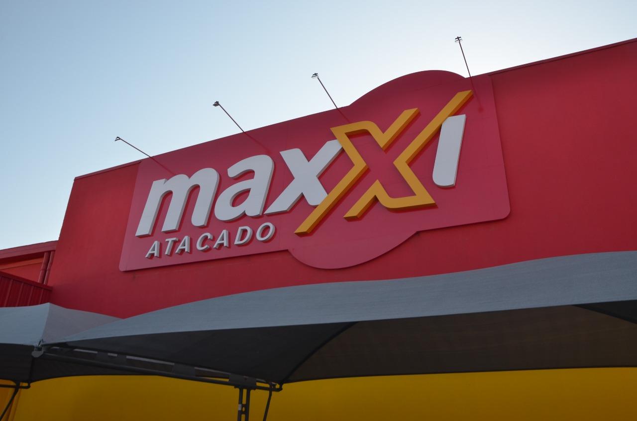 Maxxi inaugura nova loja