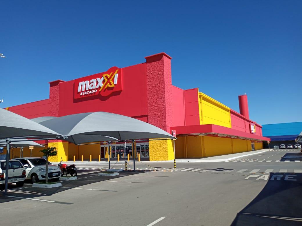 Maxxi inaugura loja em BSB