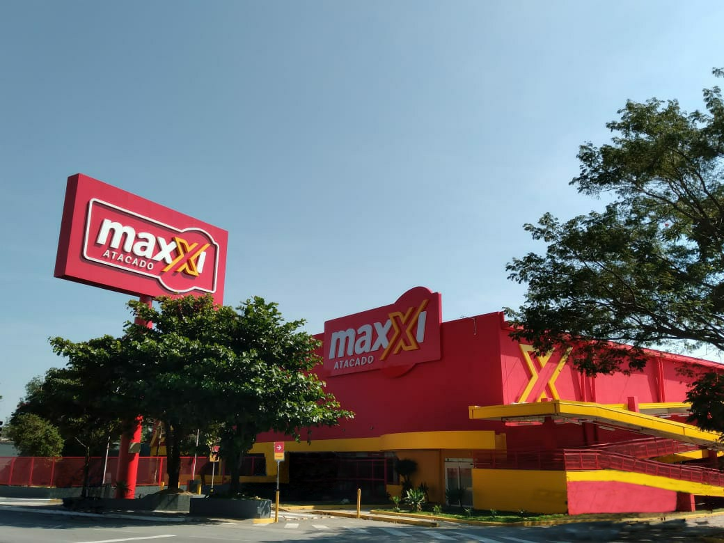 Maxxi chega em Jacareí (SP)