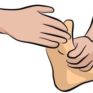 paresthésie pied