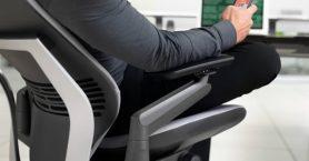 steelcase gesture chaise