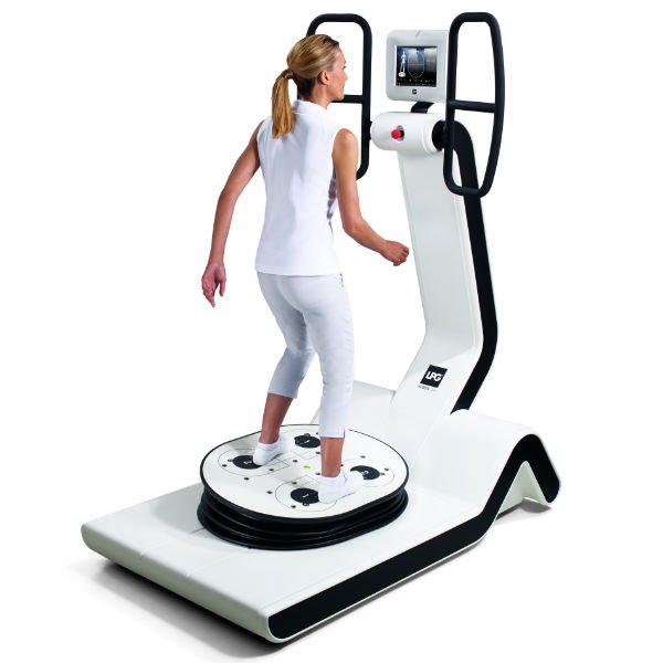 LPG Huber – La machine pour soigner le mal de dos et corriger la posture.