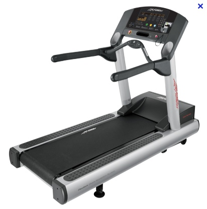treadmill cardio training