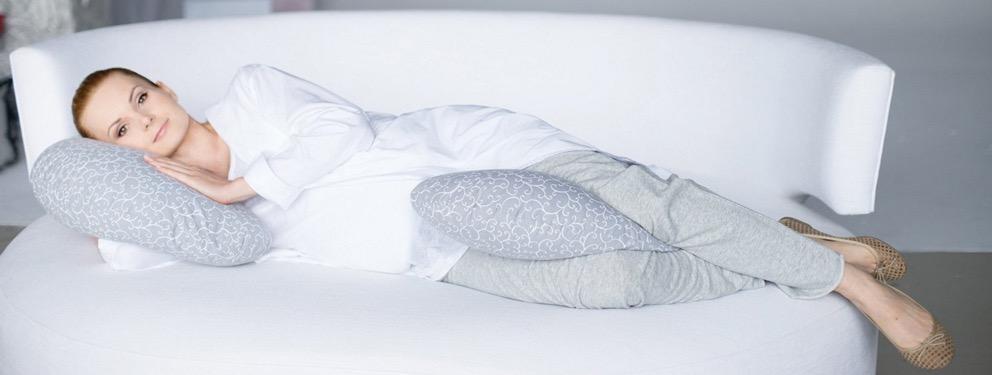 Coussin de positionnement: retrouvez le plaisir de dormir.