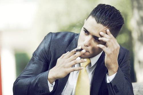 Stress, nicotine et effets pervers