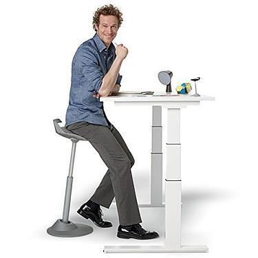Siège assis debout Muvman Aéris High – Gris