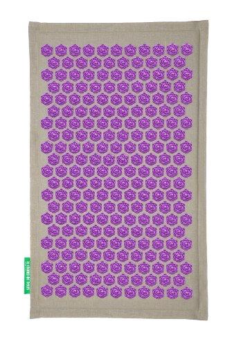 Champ de Fleurs – Naturel Violet