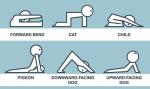 mal de dos yoga