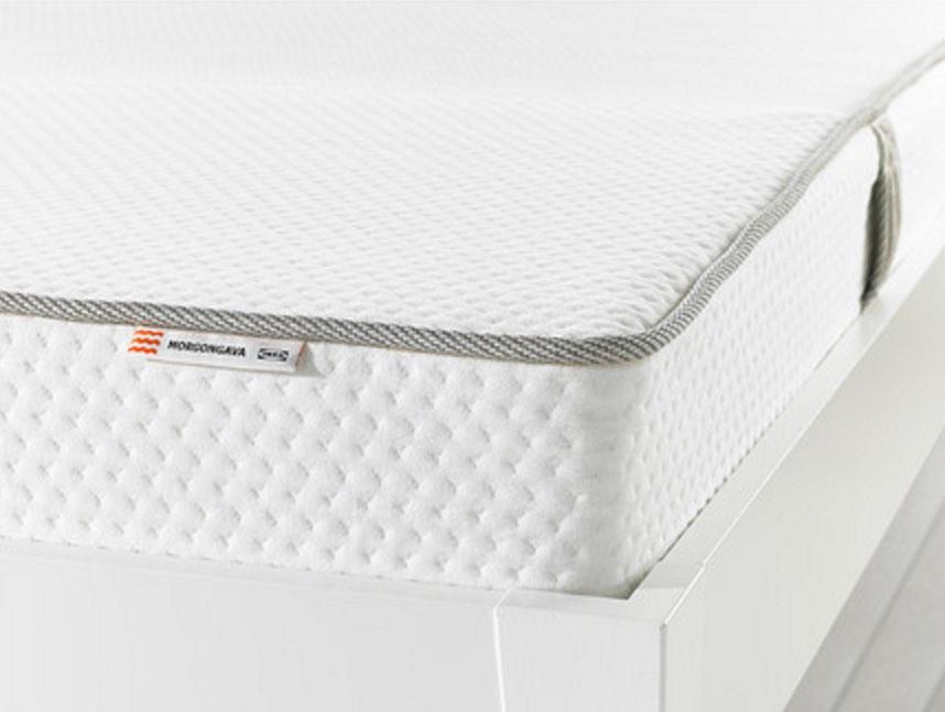 Matelas latex morgongava de chez Ikea