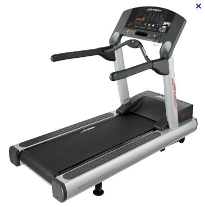 Tapis de course Cardio training