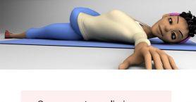 Assouplir le dos - Exercice #3: modifier l'intensité de l'étirement