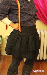 Burda Skirt - Side