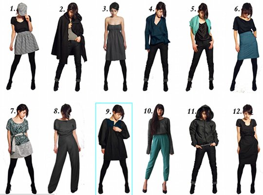 Patterns To Die For: DIY Couture, UK