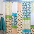 Design*Sponge Shower Curtain