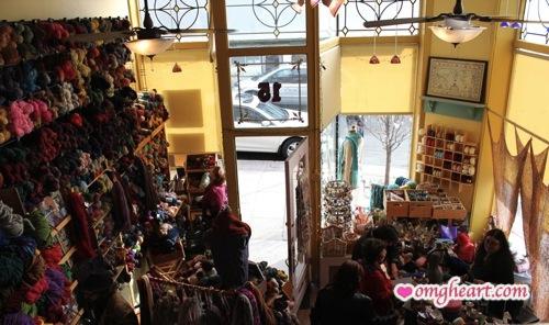 Flying Fingers Yarn Shop